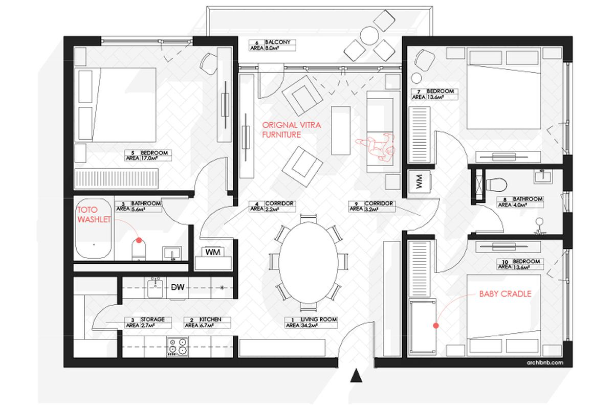 Airbnb Listing Floorplans Made Easy With New Service
