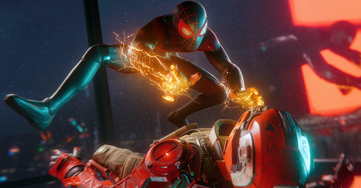 Insomniac confirms Spider-Man: Miles Morales is a