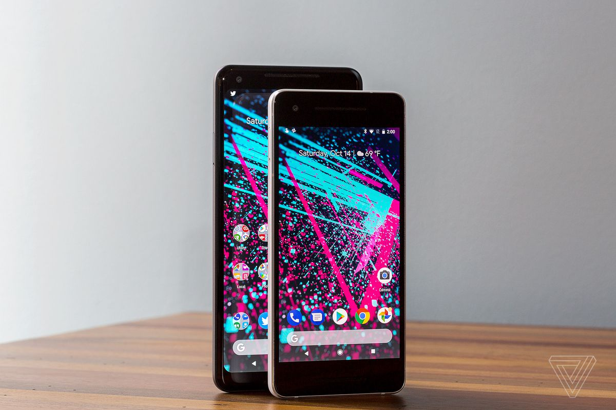 The Pixel 2 XL Drama Is Undermining Googles Entire Pixel Project The Verge