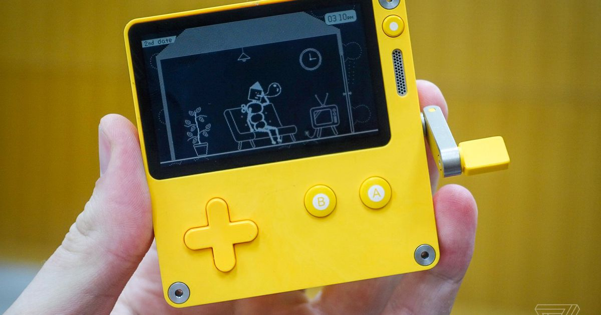 The tiny Playdate handheld gets a price bump but double the games