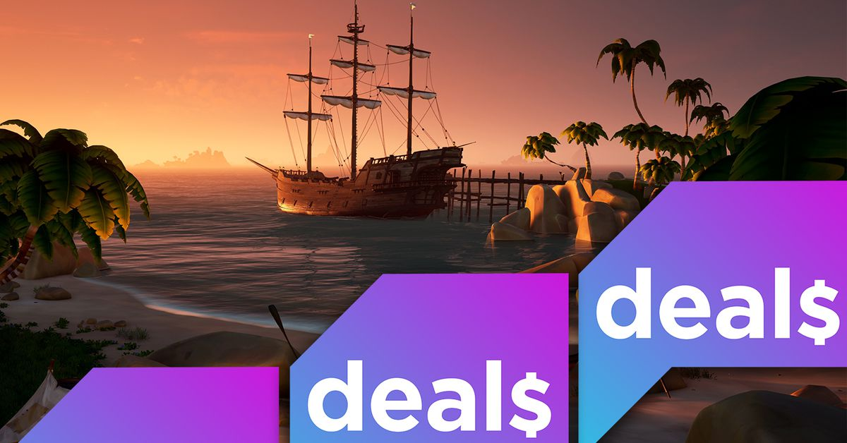 Nintendo Switch Controllers Sea Of Thieves Bundles And