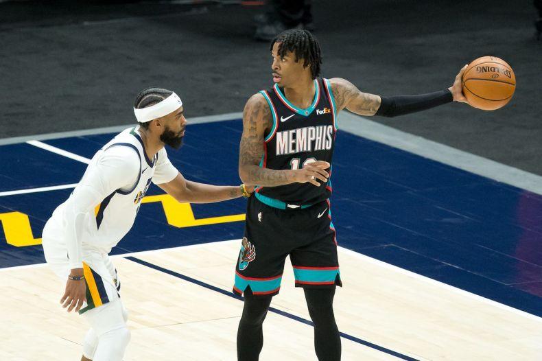 Memphis Grizzlies vs. Utah Jazz Game Preview - Grizzly Bear Blues