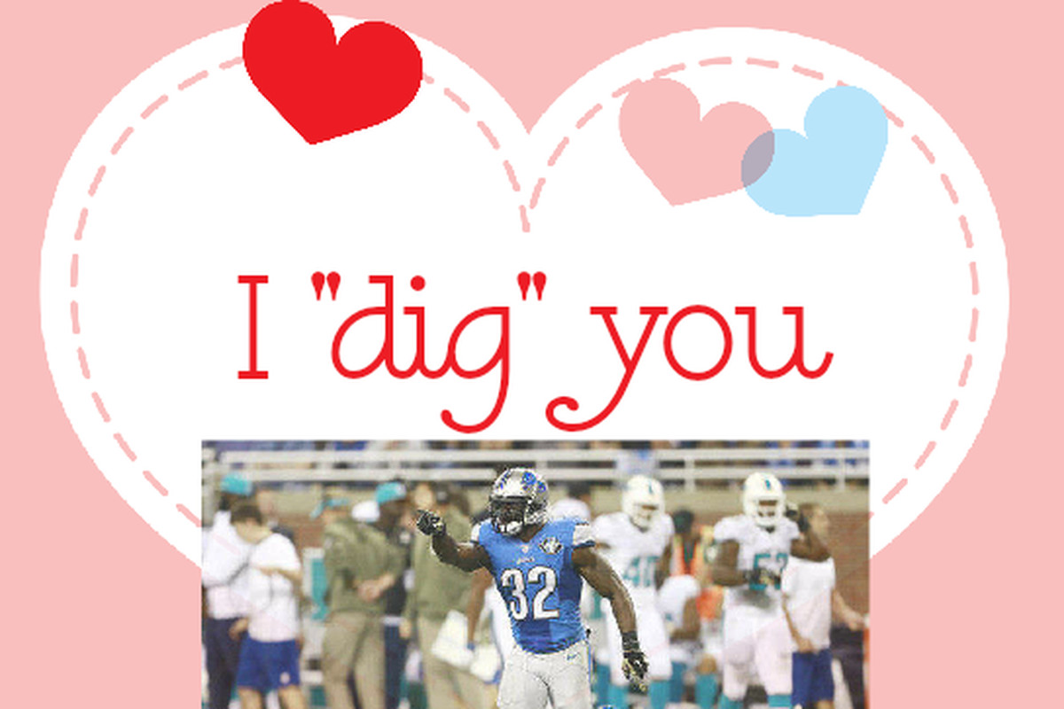 You May Think Valentine's Day Is A Holiday That Has Nothing To Do With  Football. But What Better Way To Celebrate Your Kinship Than To Express  Your Love
