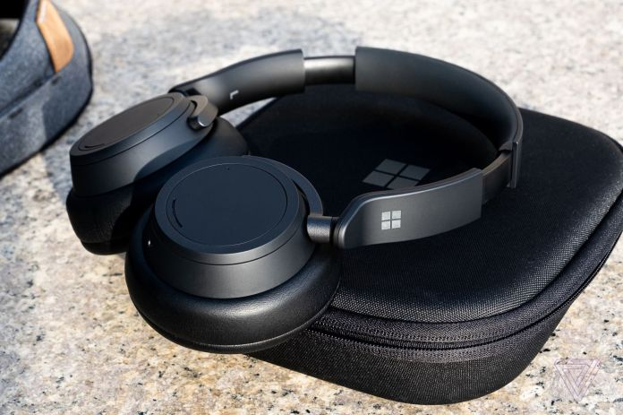 Microsoft Surface Headphones 2 review: perfect for work-from-home life -  The Verge