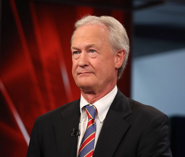 New York Ny September  Lincoln Chafee Visits Fox Business Network At Fox Studios On September   In New York City