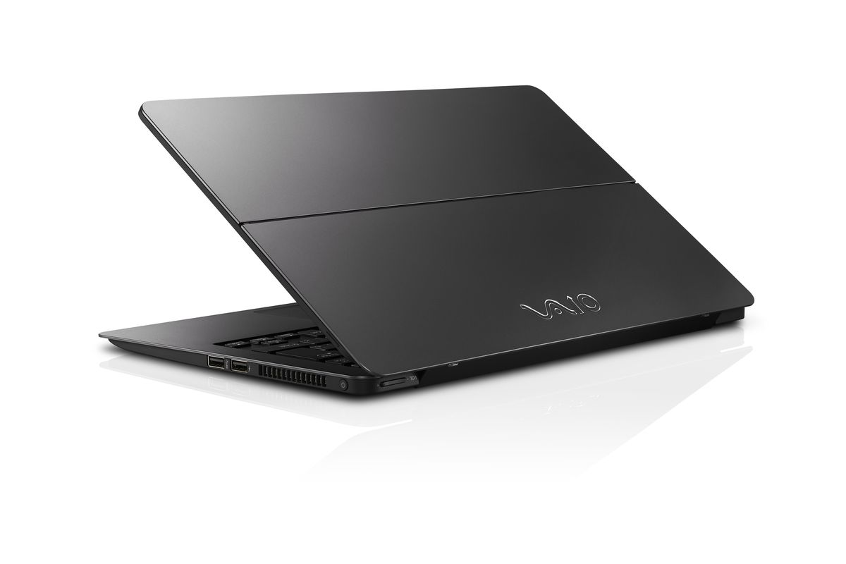vaio wants to be the premium windows laptop maker