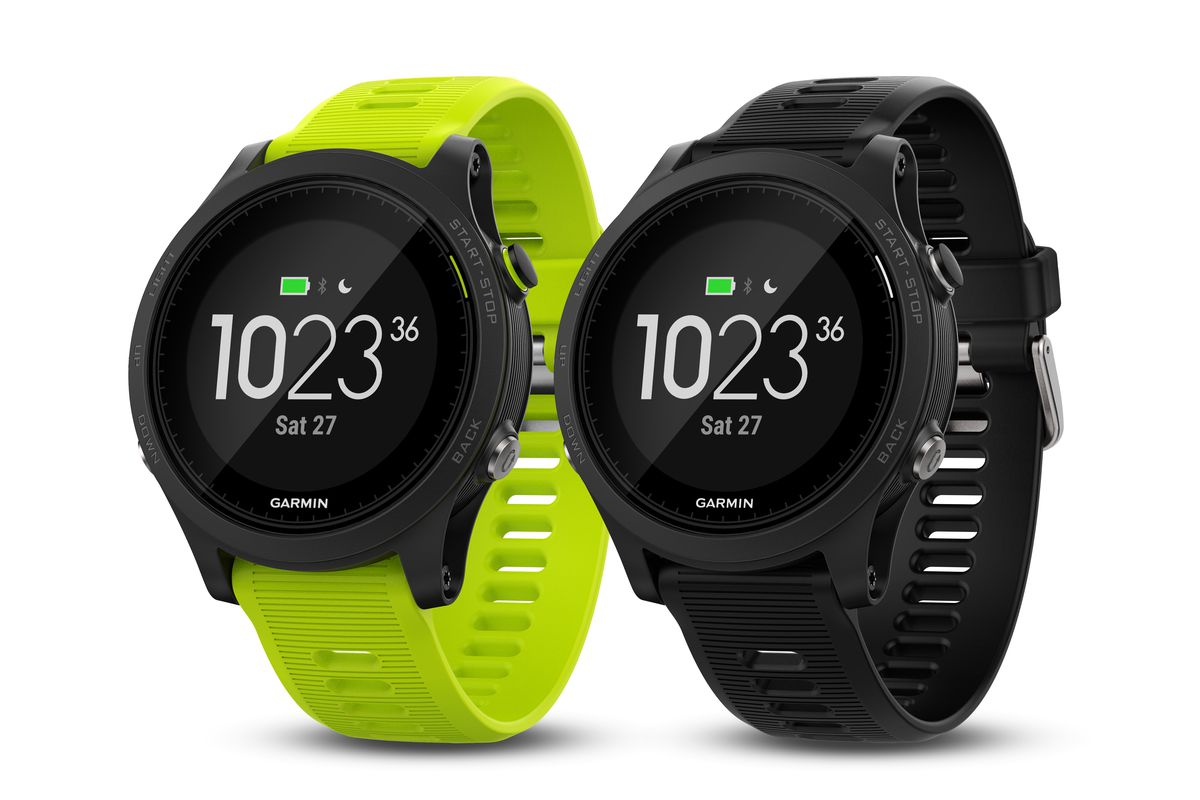 Garmin's new Forerunner 935 adds more advanced training features to the previous 735XT - The Verge