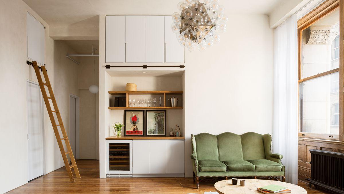 A Manhattan Apartment Renovation Unearths Historic Charms