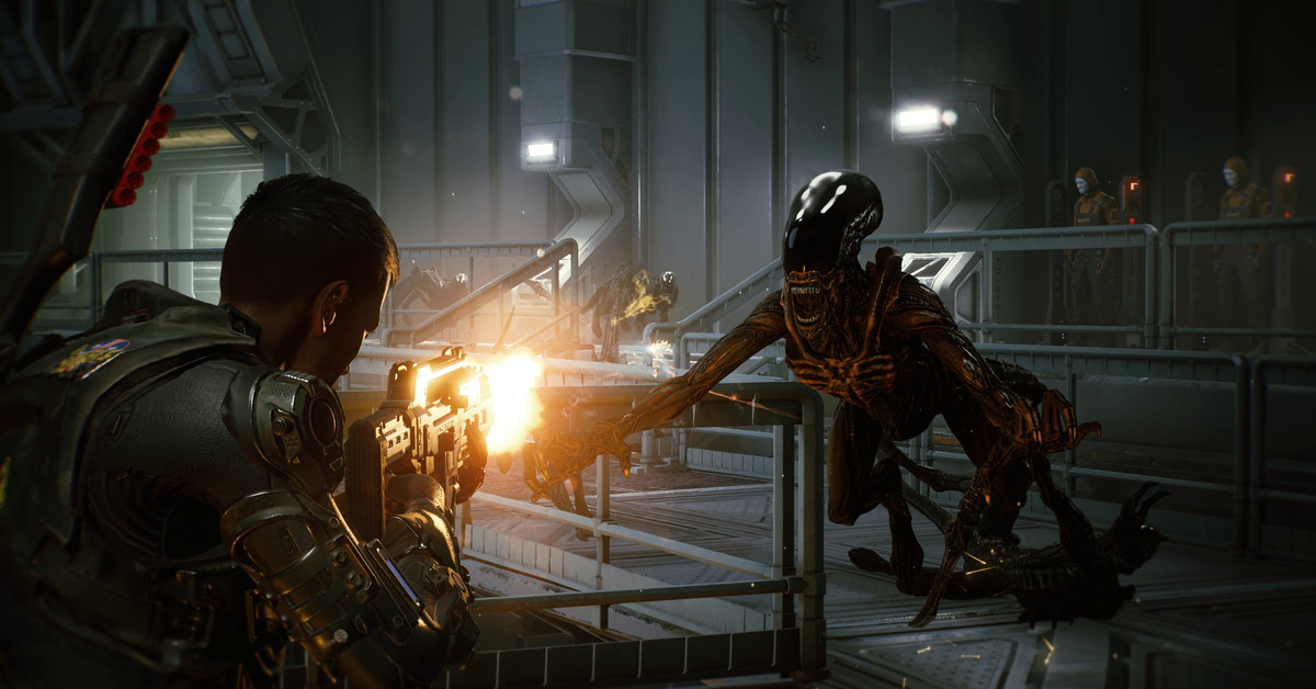 Aliens: Fireteam is a co-op shooter about surviving a Xenomorph attack