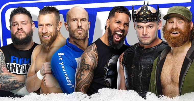 WWE SmackDown results, live blog: Elimination Chamber go home