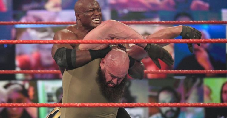 Raw highlights: Lashley vs. Strowman, Rhea Ripley teaser, more!