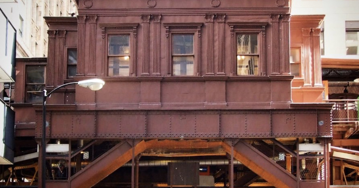 Work on historic Quincy station house wraps up  Curbed Chicago