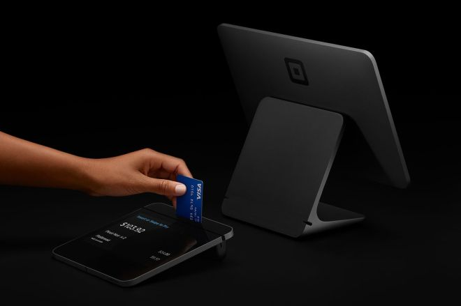 square_register_2.0 Square launches checking and savings accounts for small businesses | The Verge