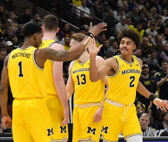 Report Michigan Basketball To Have Home And Home Series Against