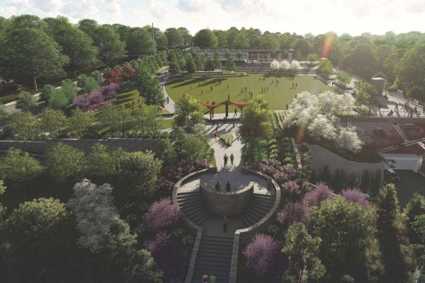 City Of Atlanta Unveils Gorgeous Renderings Grant Park