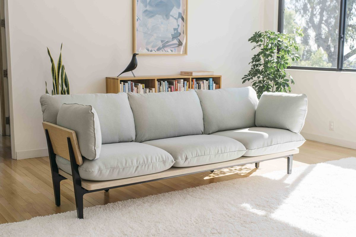 sofa cleaning nyc cost murphy room and board flatpack sofas from furniture startup floyd launching in