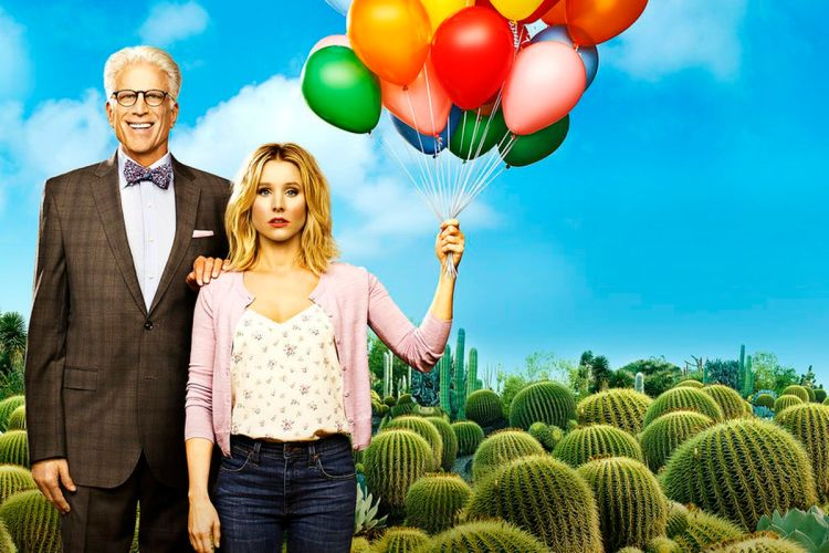 Image result for the good place picture