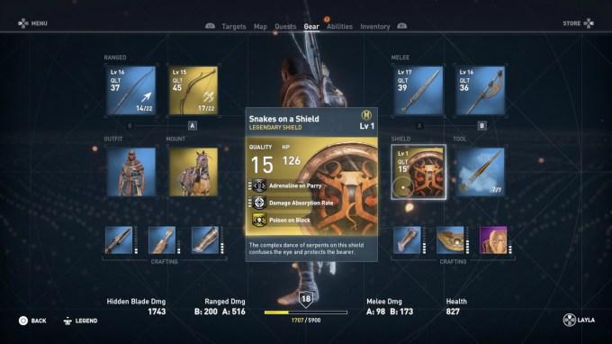 Assassin S Creed Origins Guide Gear Polygon