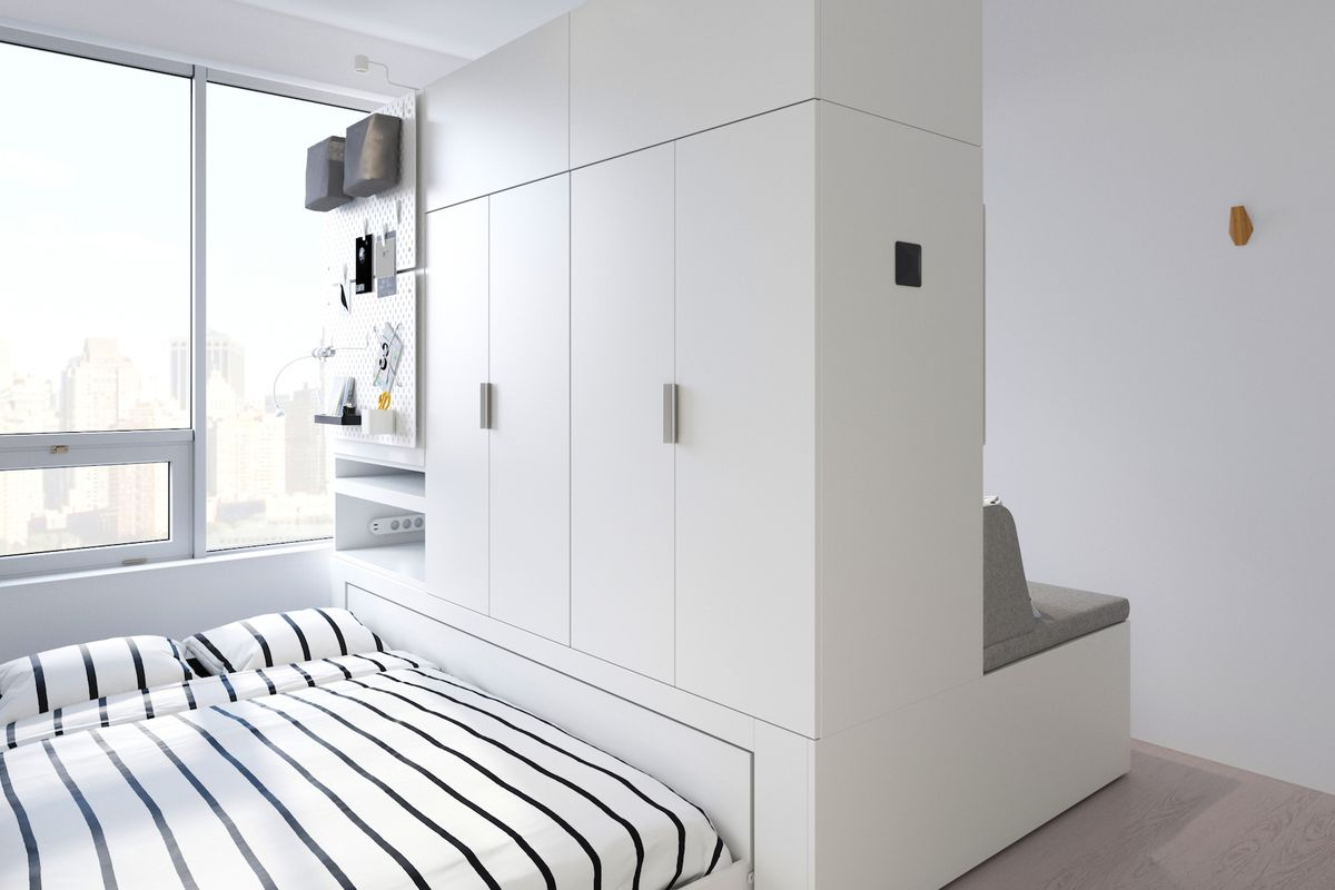 Ikea collabs with Ori to introduce robotic furniture Rognan  Curbed
