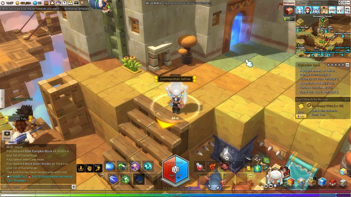 MapleStory 2 Is Nothing Like The Original Game And Thats