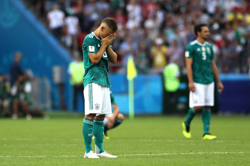 Rightly knocked out': Löw and Neuer respond to Germany's World Cup  elimination - Bavarian Football Works