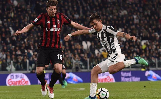 Juventus Vs Ac Milan Match Preview Time Tv Schedule