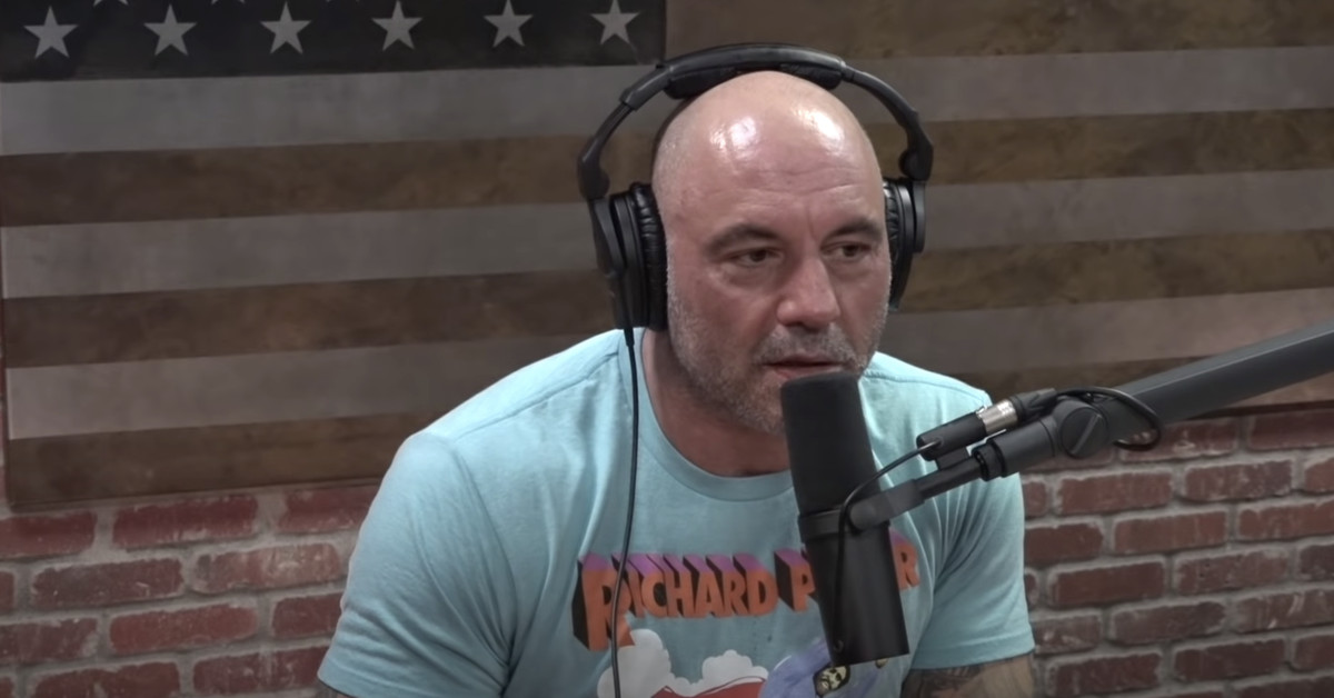 Spotify is okay with Joe Rogan telling 21-year-olds not to get vaccinated