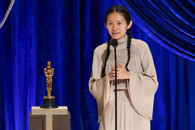 1314443349.0 China censored social media posts about Chloé Zhao's Oscar win | The Verge
