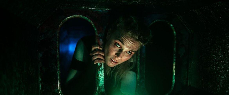 Gaia Weiss stars as Lisa in Meander