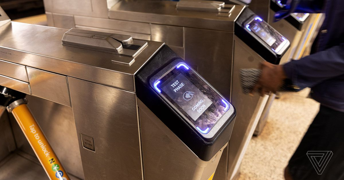New York City subway now supports tap-to-pay at all stations