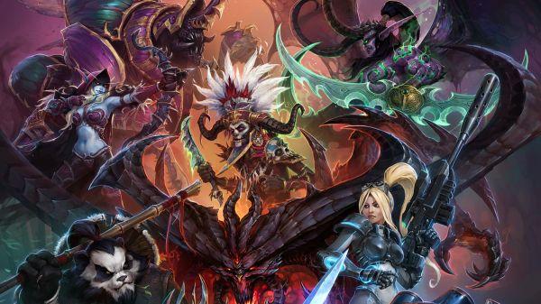 Heroes of the Storm Desktop