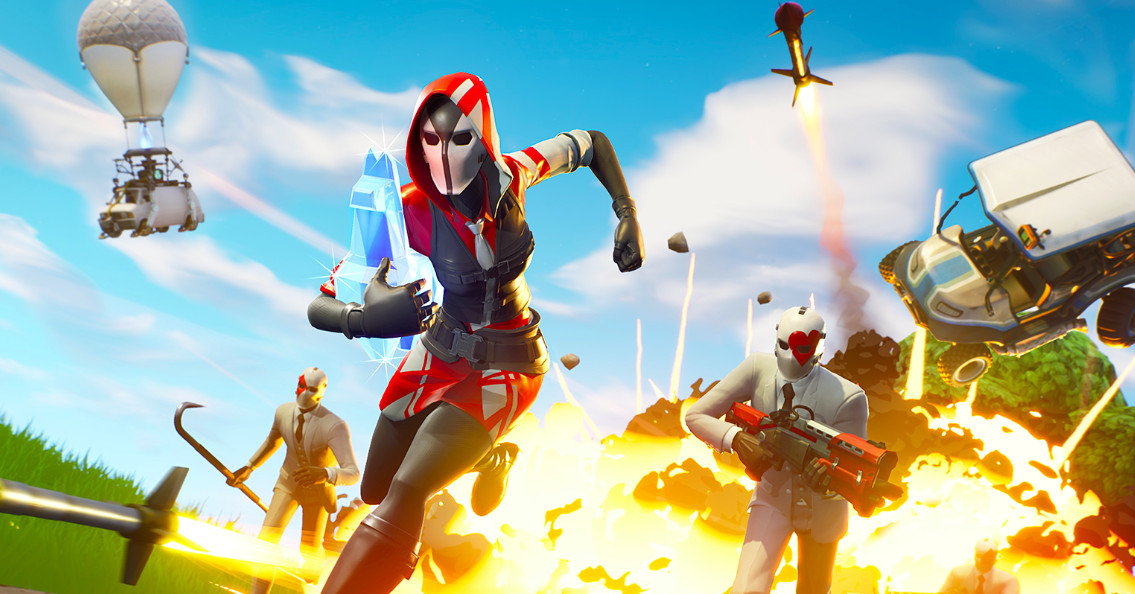 Fortnite Details Getaway Mode A Brand New Way To Play The