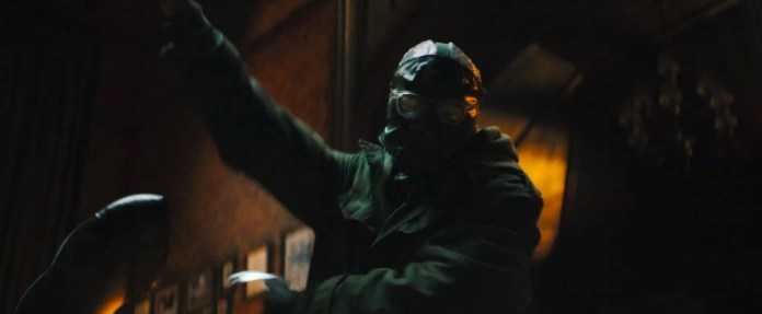 The Riddler in The Batman (2021)