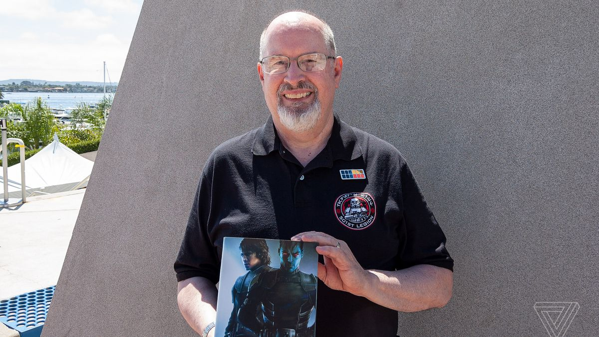 Star Wars Author Timothy Zahn On Thrawn Alliances And