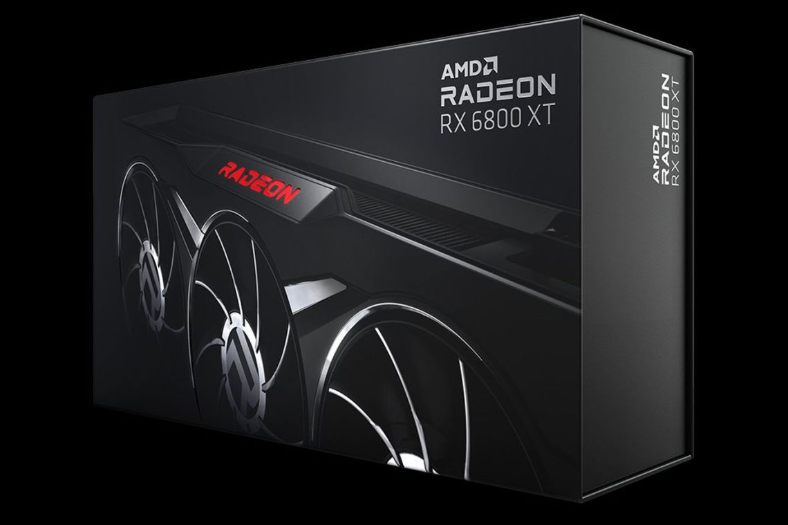 AMD inexplicably threw scalpers a bone with limited-edition Radeon RX 6800 XT  'Midnight Black' GPU