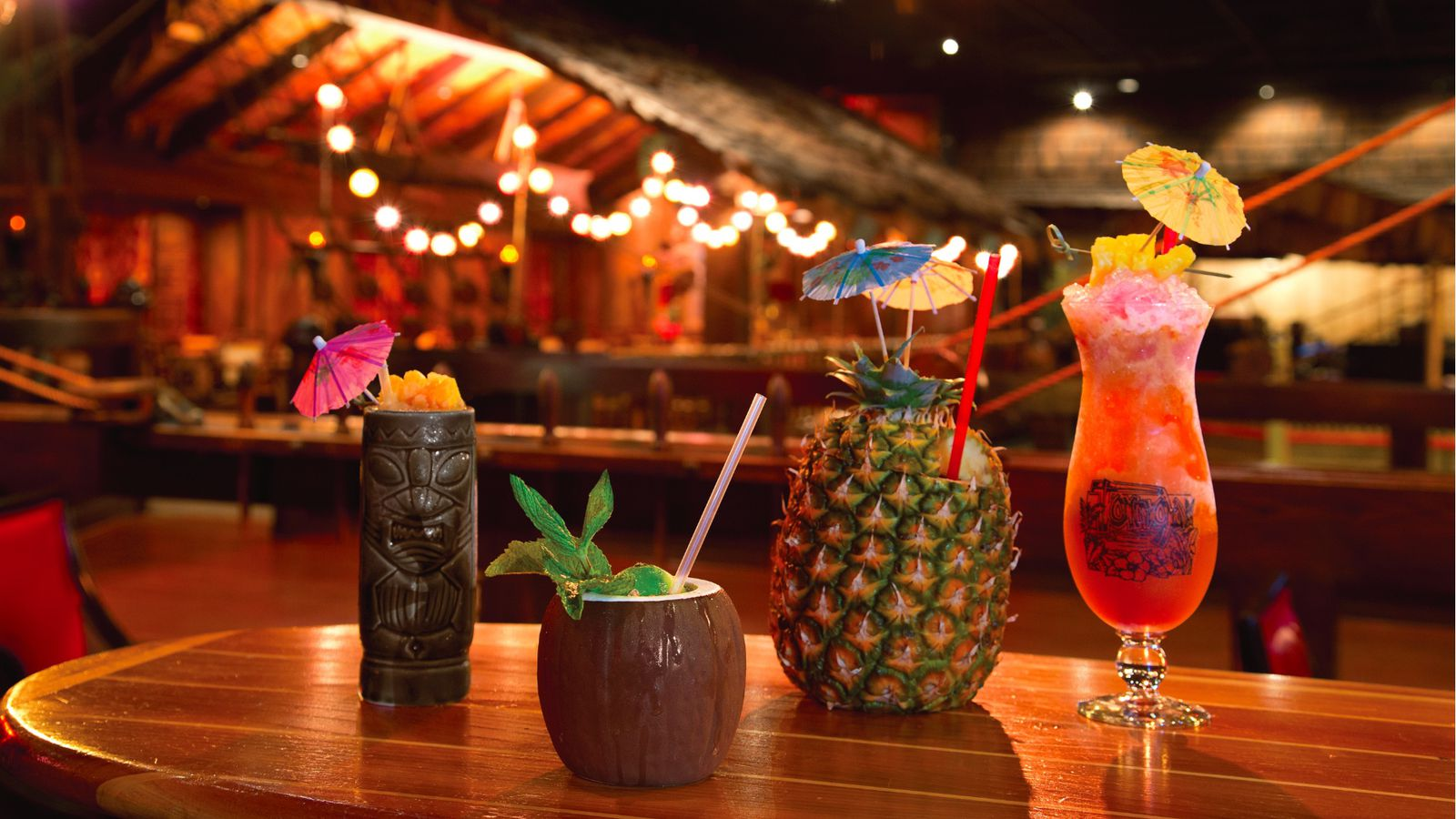 Early Fall Hd Wallpaper How Tiki Cocktails Returned To Rock The Party Again Eater