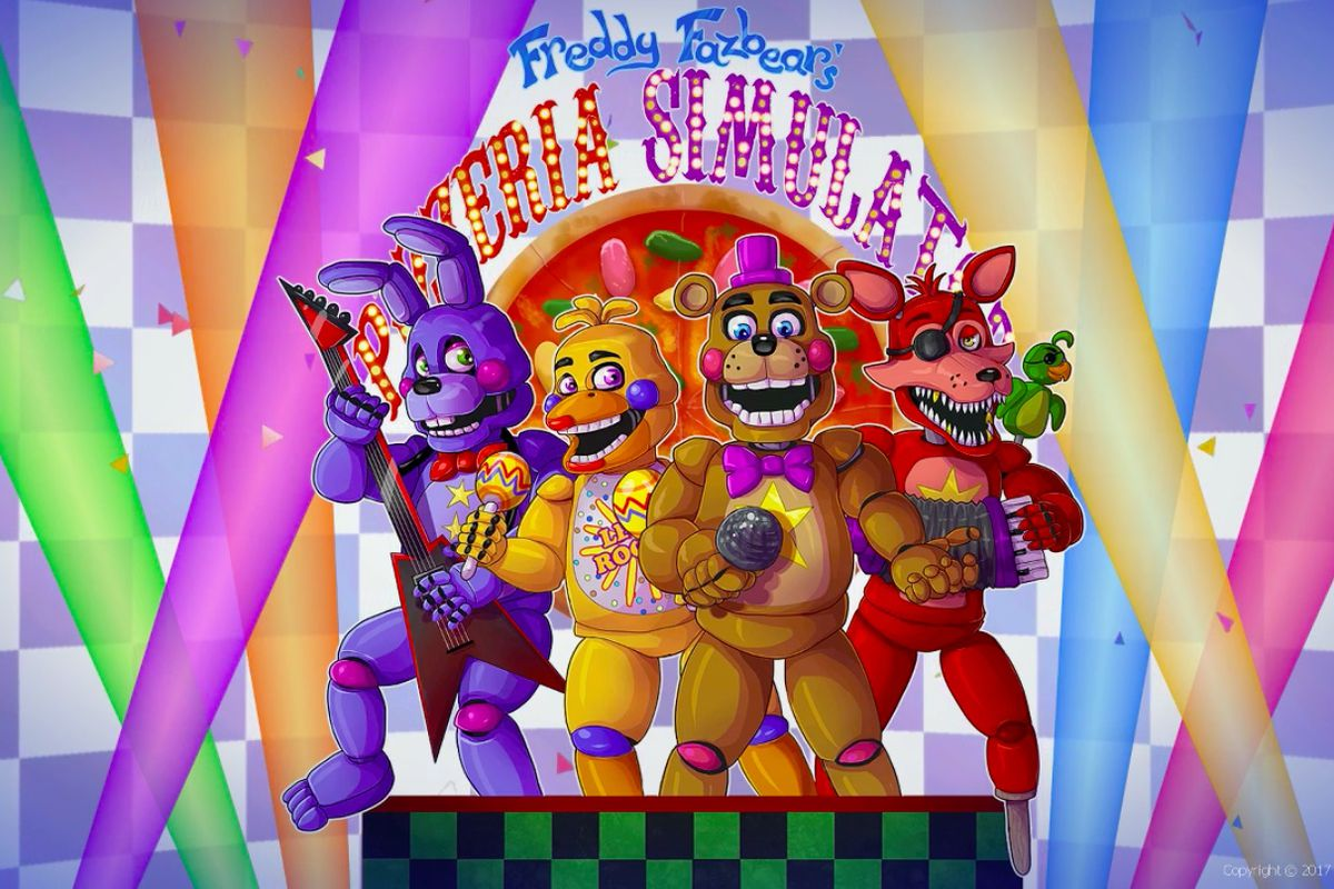 surprise five nights at