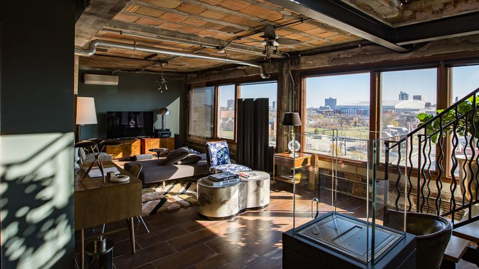 Incredible Brush Park penthouse finally sells for 510K