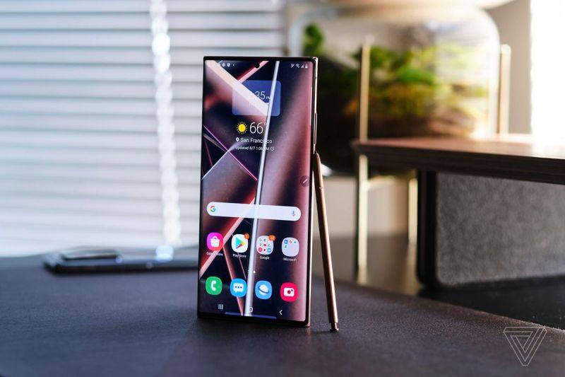 Il Samsung Galaxy Note 20 Ultra