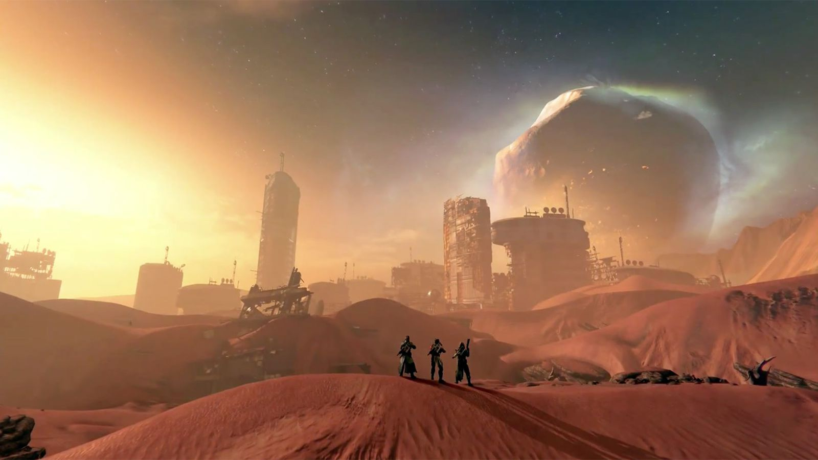 Destiny Is Likely Coming To Pc But Don T Hold Your Breath