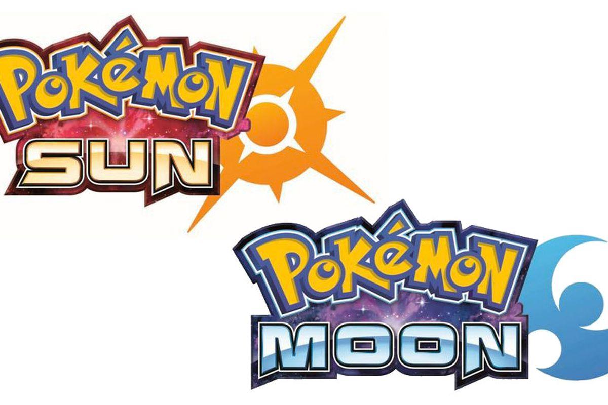first pokémon sun and