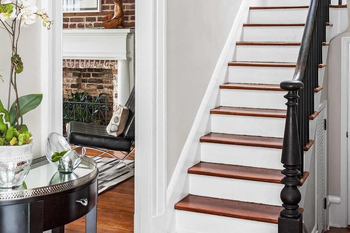 How To Remove Carpet From Stairs This Old House | Carpet For Garage Stairs | Concrete | Stair Riser | Concrete Stairs | Stair Runner | Garage Floor