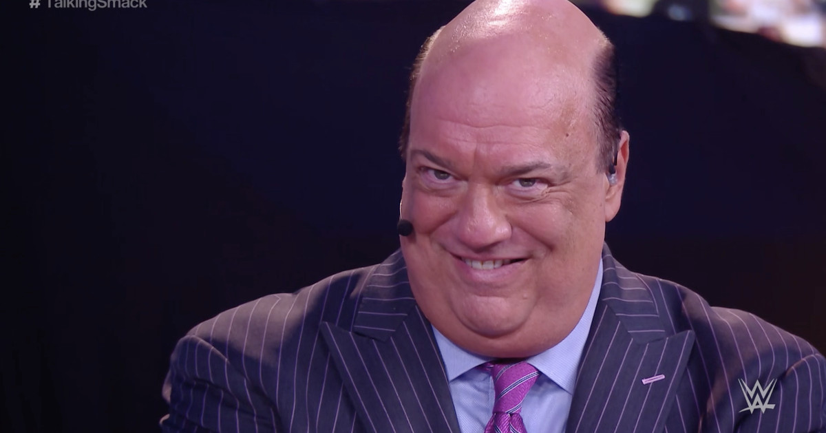 Heyman, Crews & Owens made the last two minutes of Talking Smack sizzle