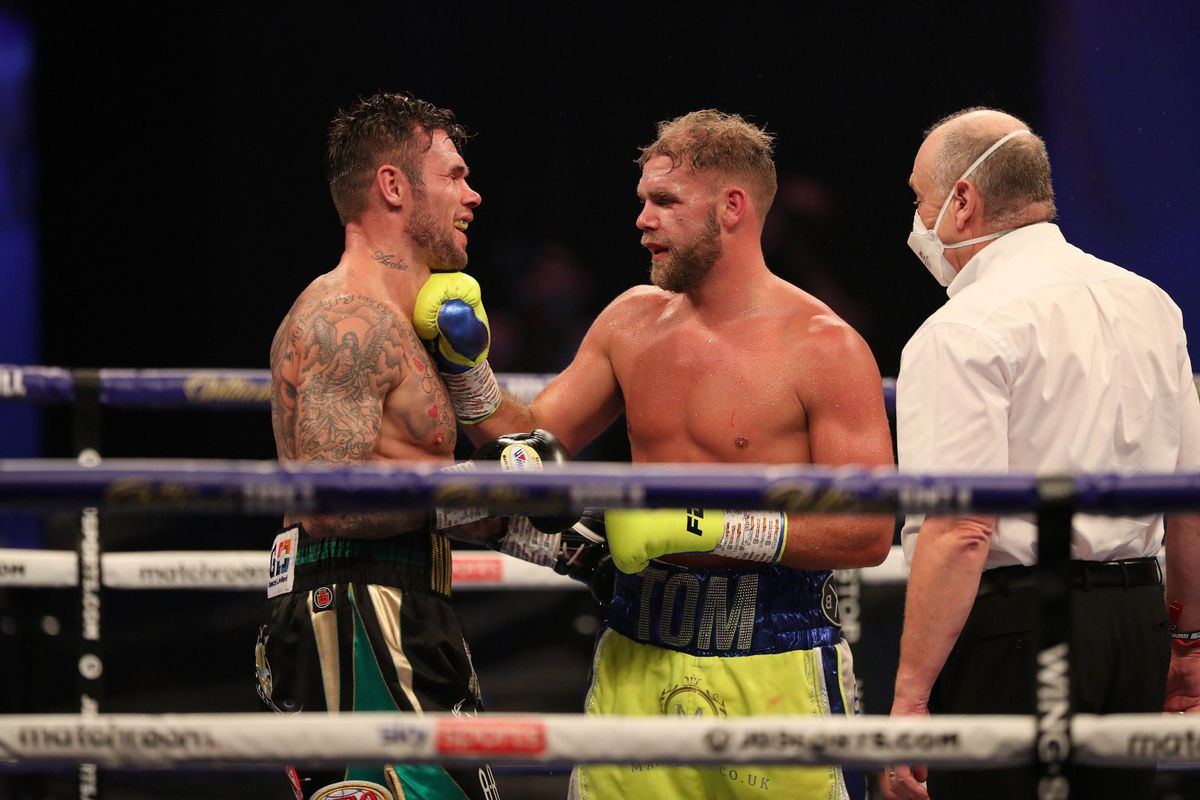 Boxing pros react to Billy Joe Saunders' win over Murray, next options -  Bad Left Hook