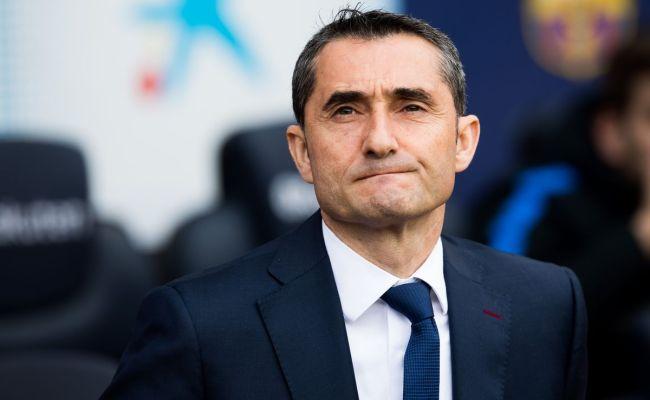 Ernesto Valverde Deserves Credit Not Criticism For