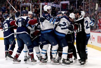 Winnipeg Jets v Colorado Avalanche