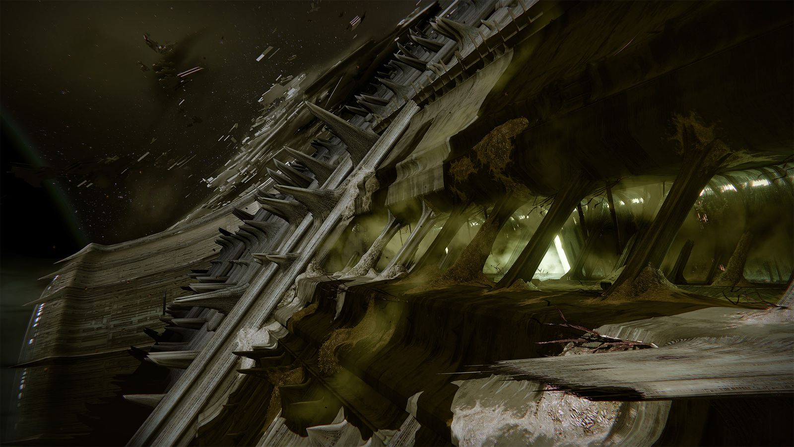 Nintnedo Fall Wallpapers Destiny The Taken King S Strikes Will Be More Interesting