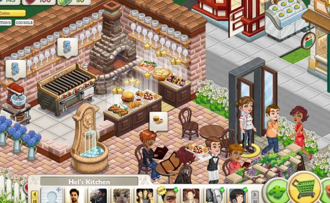 Zynga S Chefville Launches On Facebook Polygon
