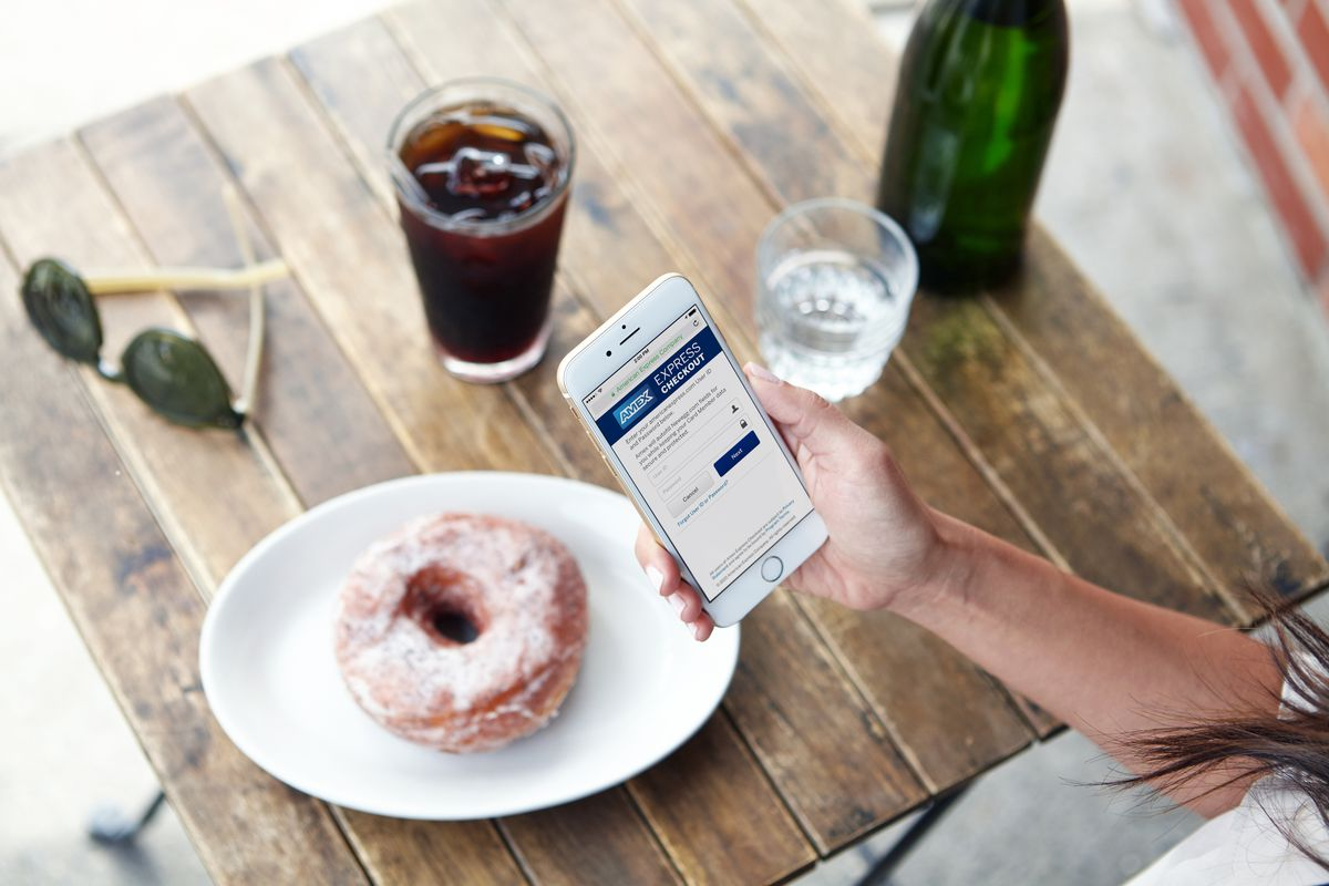 american express launches its