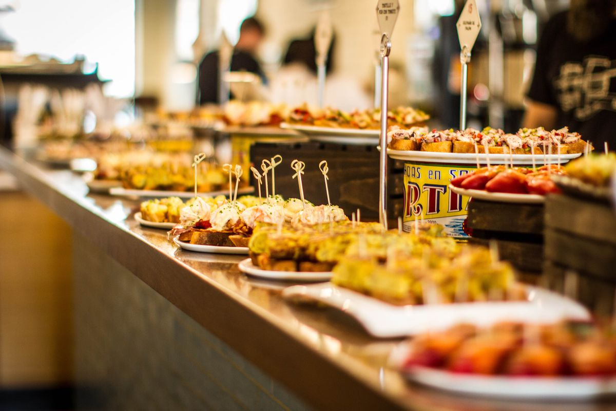 BiteSized Pintxos Could Be the Next Small Plates Trend in DC  Eater DC
